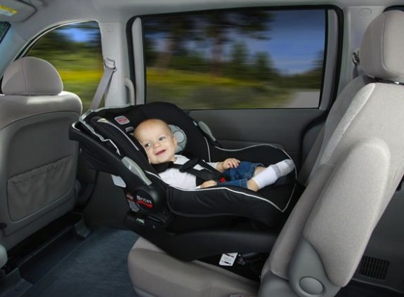 How To Install A BabycareR Infant Car Seat Without Its Base